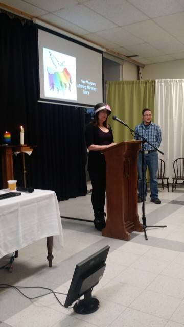 Affirming Recognition Service New Vision Affirming Story