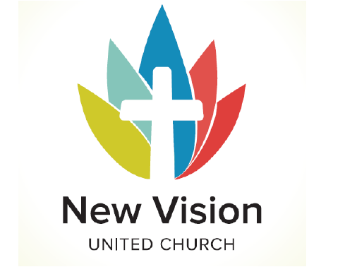 New Vision colour logo