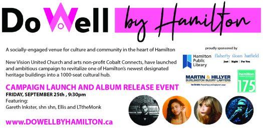 Music Hall Campaign Launch Promo Graphic